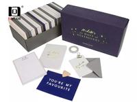DEQI礼物盒高档礼品盒少女心ins风惊喜包装定做高档化妆品包装盒月饼盒定制礼品盒