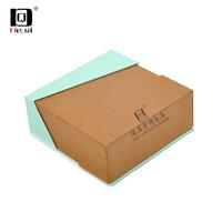 DEQI牛皮纸珠宝首饰纸袋包装礼品盒品牌包装盒系列