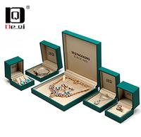 DEQI简约珠宝首饰纸袋包装礼品盒品牌包装系列