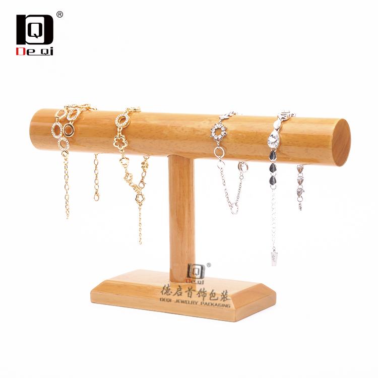 DEQI首饰展示架手镯手链戒指珠宝展示道具直播耳环架子戒指托盘饰品架系列