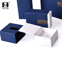 DEQI精致珠宝首饰纸袋包装礼品盒品牌包装盒系列